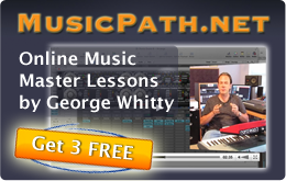 Music Master Lessons with George Whitty