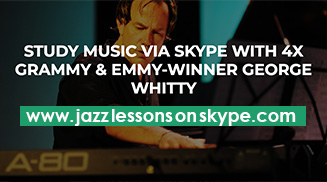Jazz Lessons on Skype