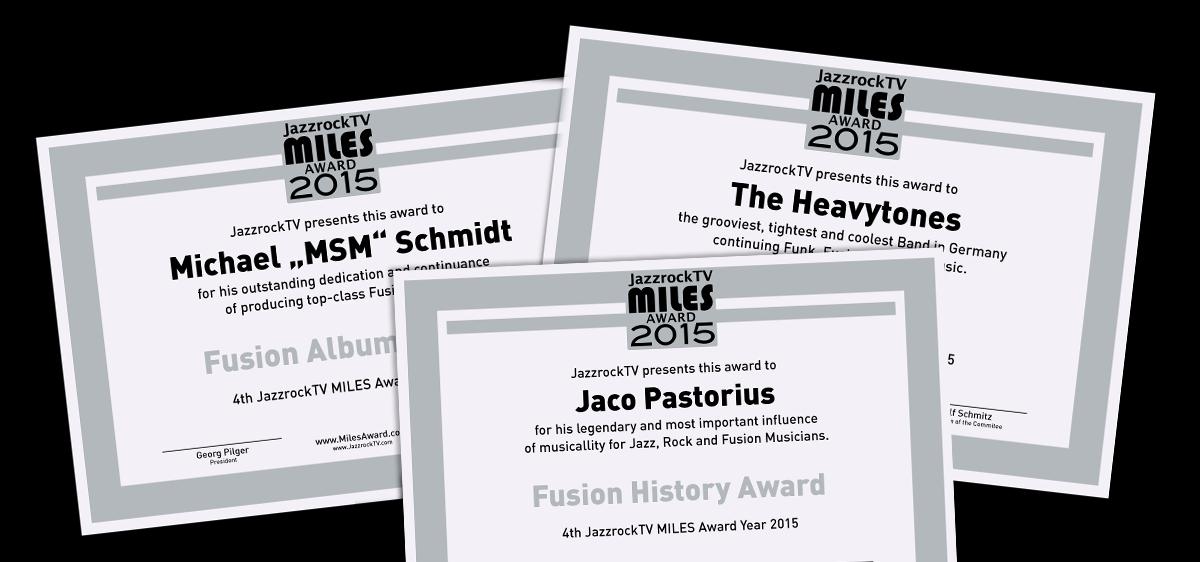 The AWARDS 2015