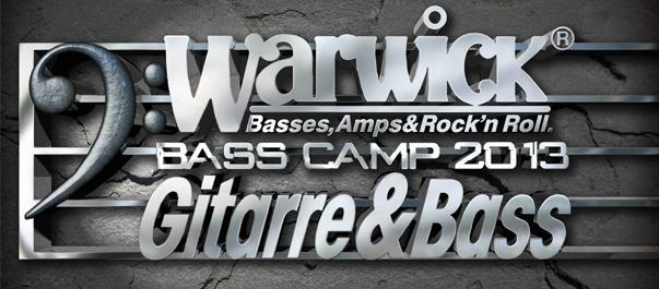 Warwick Basstage 2013