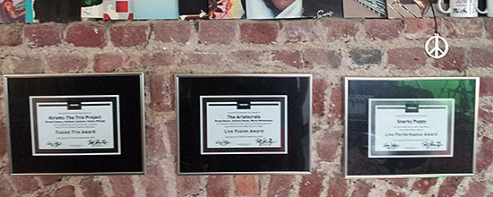 Miles Award 2013