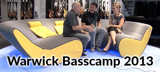 Warwick Bass Camp 2013