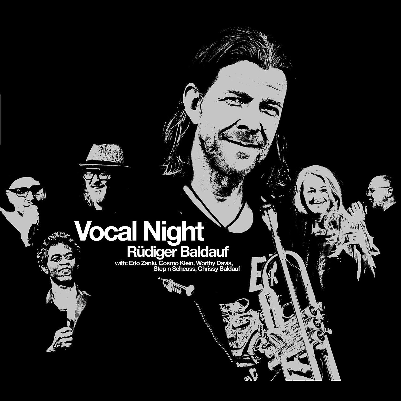 JazzrockTV | Rüdiger Baldauf - Vocal Night