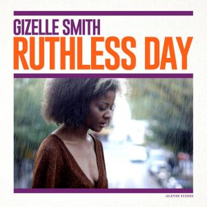 Intelligent and melodious Funk & Soul by GIZELLE SMITH