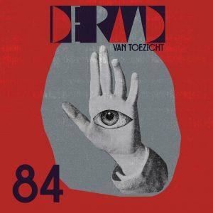 """2nd Album """"84"""" released by DE RAAD"""