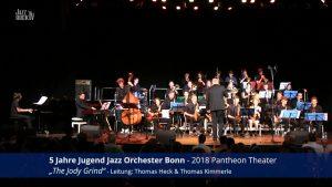 5 Jahre Jugend Jazz Orchester Bonn