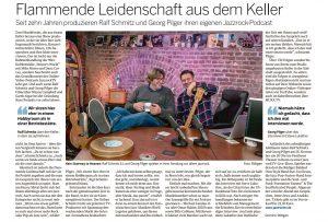 Cologne Newspaper Report about JazzrockTV – Kölnische Rundschau