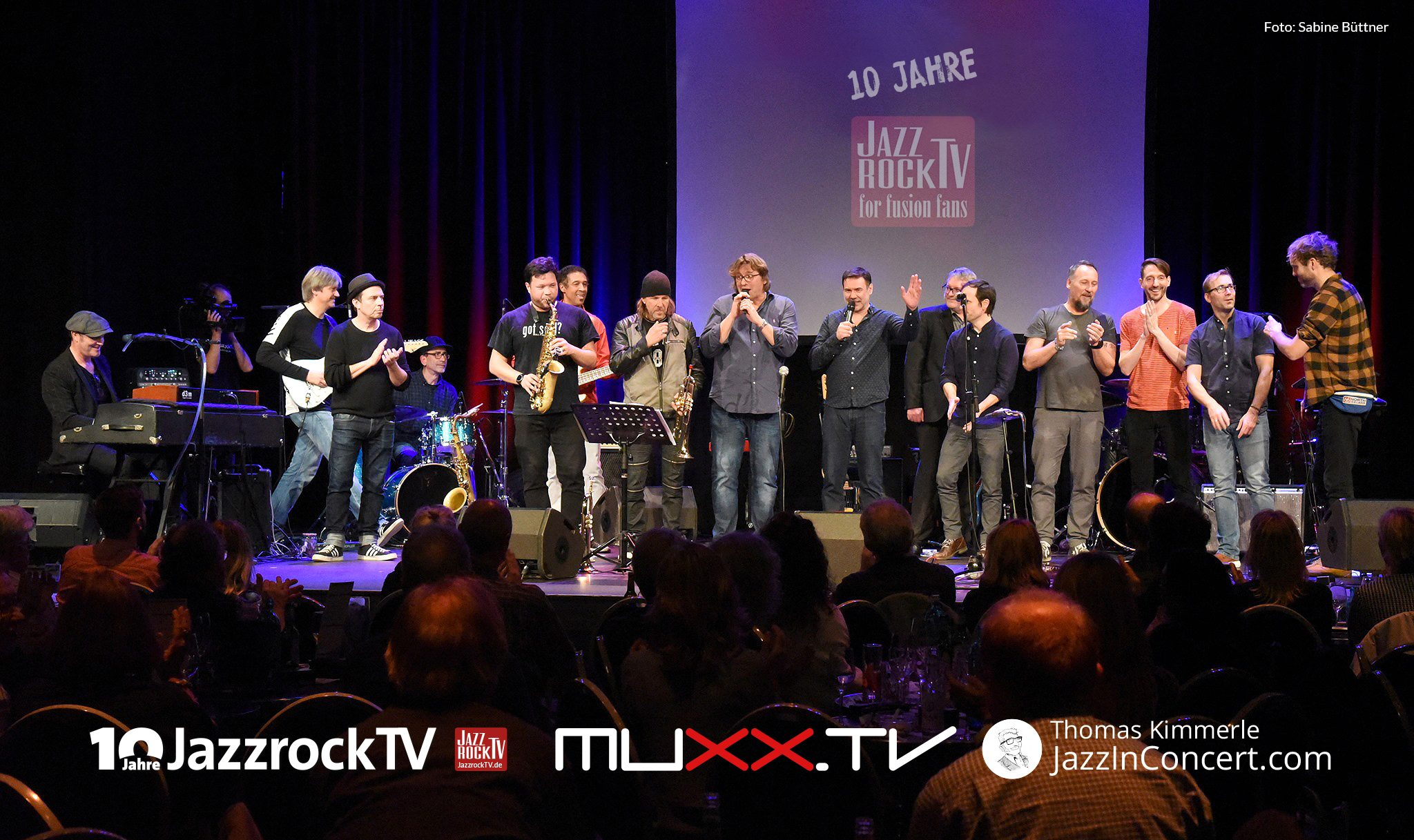 10 Jahre JazzrockTV LIVE SHOW