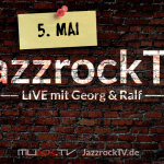 JazzrockTV LIVE (5. Mai 2020) – NEPTUNE KINGS – BRUNO MÜLLER – CODY CARPENTER