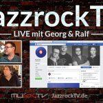 JazzrockTV LIVE (10. Juni 2020) – Peter Herbolzheimer – Simon Oslender – Quartado – The Motet