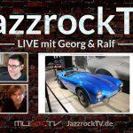 JazzrockTV LIVE (16. Juni 2020) – Volker Kriegel – Tiny Desk Concerts – Trombone Shorty