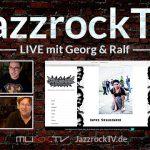 JazzrockTV LIVE (3. Juni 2020) – Jaume De Viala – Scary Pockets – Soulrender