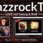 JazzrockTV LIVE (25. Juni 2020) – Javo Barrera – Karl Sterling