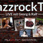 JazzrockTV LIVE (9. Juli 2020) – Musik Fundstücke