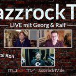 JazzrockTV LIVE – YUVAL RON