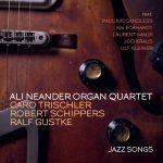 Ali Neander Organ Quartet - Jazz Songs
