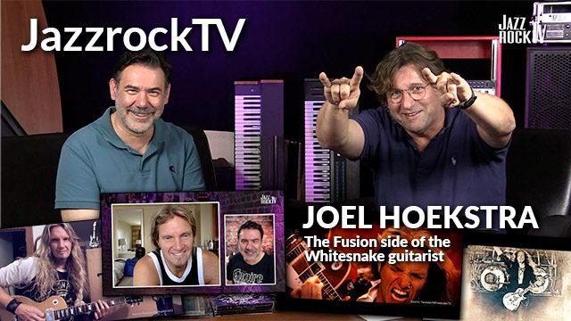 JazzrockTV - Joel-Hoekstra