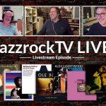 JazzrockTV LIVE – Musiktipps mit Uwe Reith
