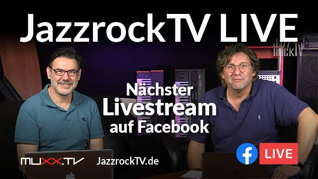 Next Livestream on Facebook